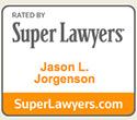 Jason Jorgenson Super Lawyers